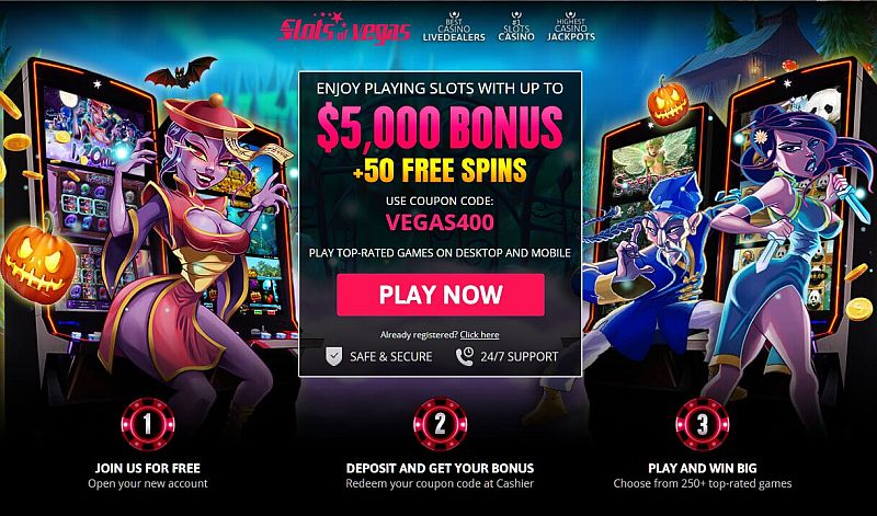 Free for fun casino slots