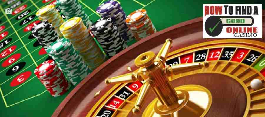 How to find a good online casino