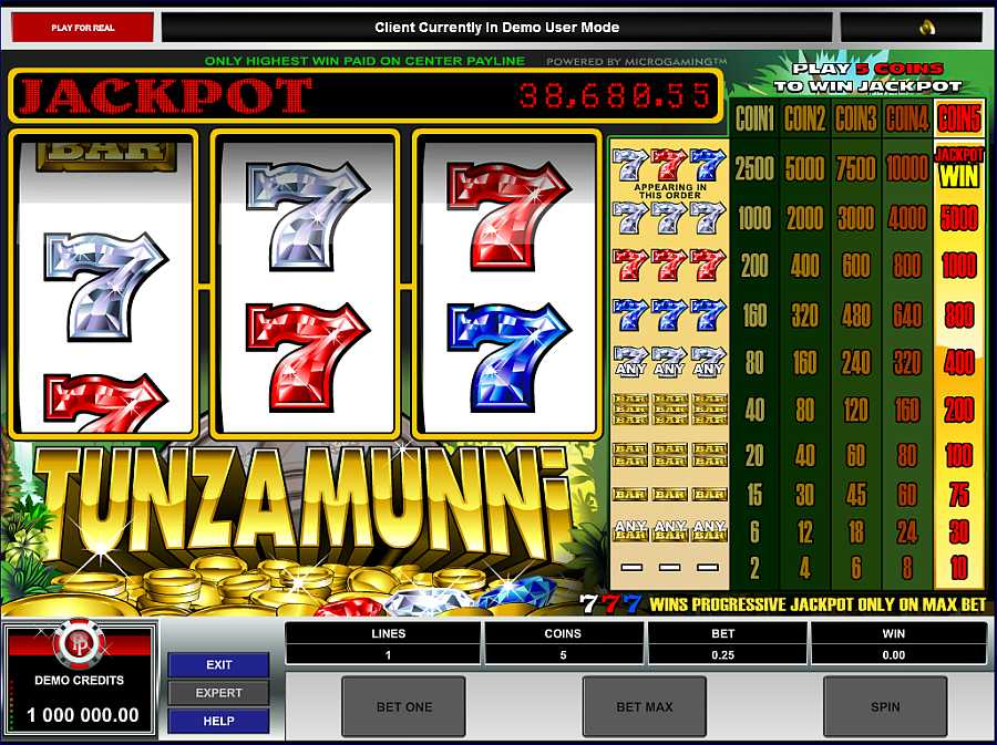 Tunzamunni Screenshot