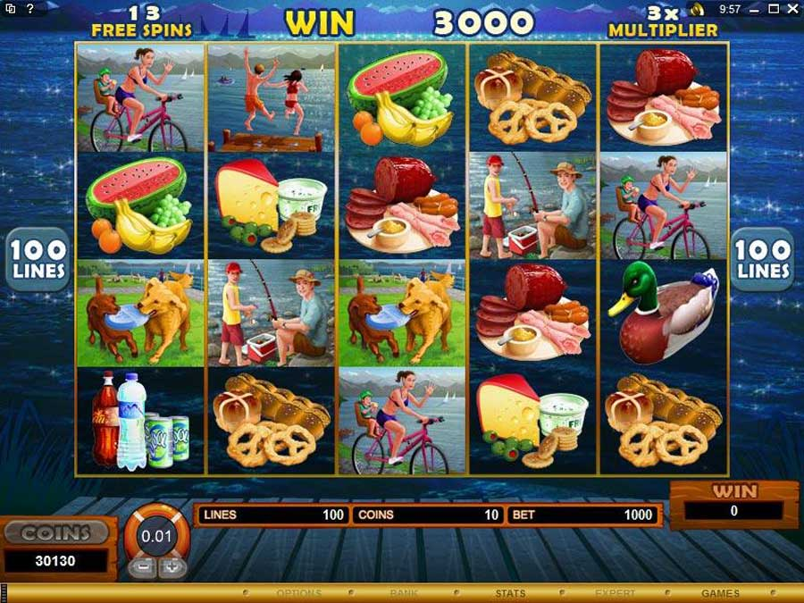 Summer Holiday Free Spins Play