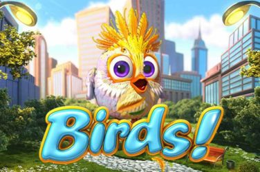 BetSoft Launches New BIRDS! Slot