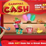 Slot Madness Carnival Cash Bonus Codes