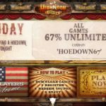 High Noon Fridays bonus Code