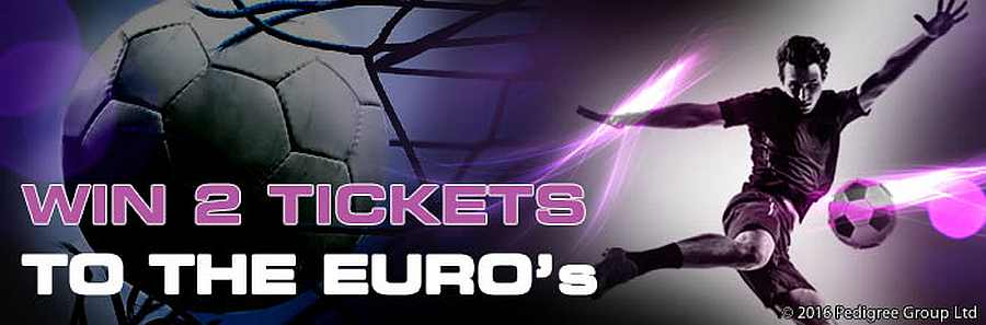 Win 2 tickets to the euro championship finals in Paris