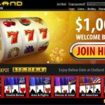 Slotland Exclusive 250% Welcome Bonus MATCH250HJKL