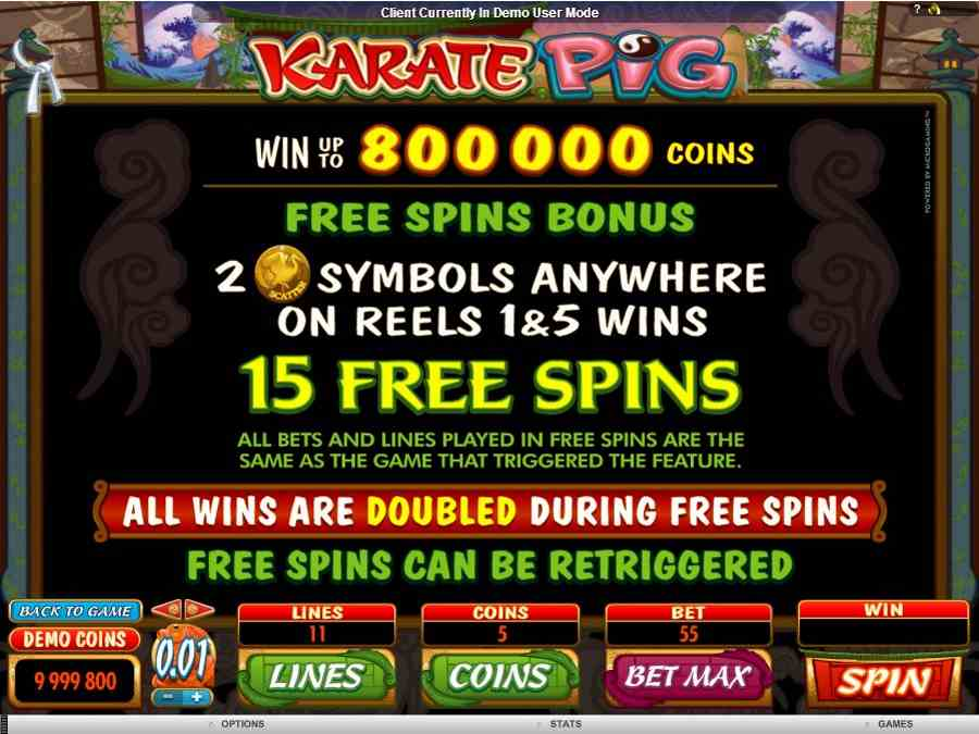 Free Spins Symbol Feature
