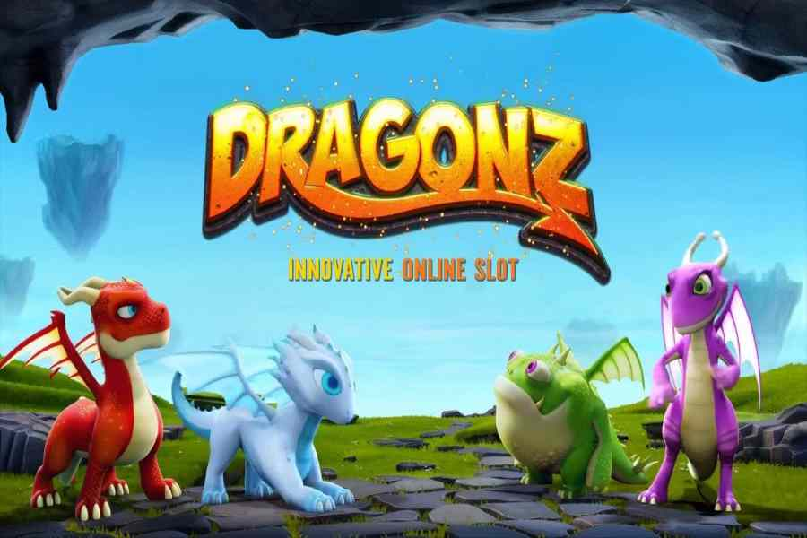 Dragonz Slot latest online Game from Microgaming