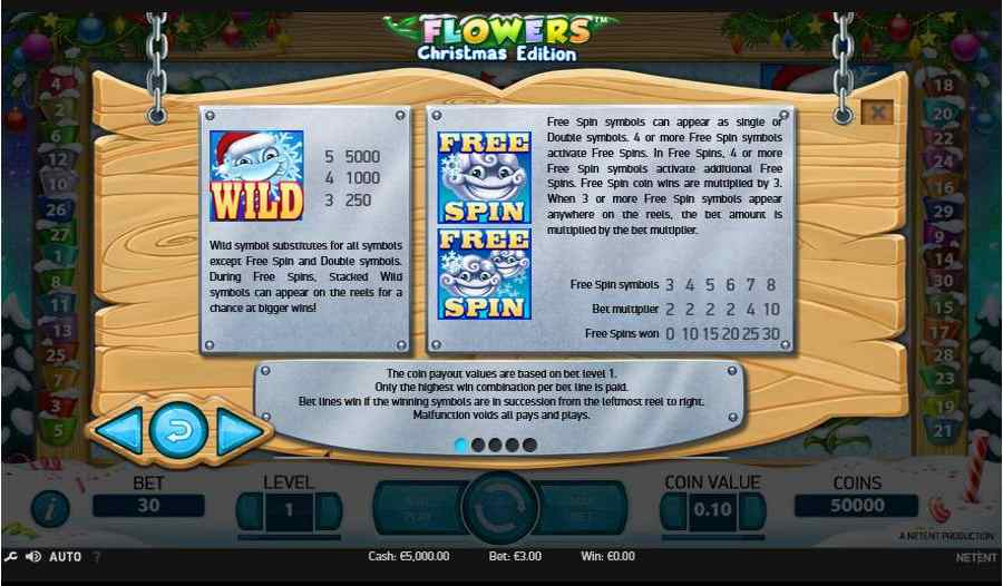 Wild Free Spins Feature