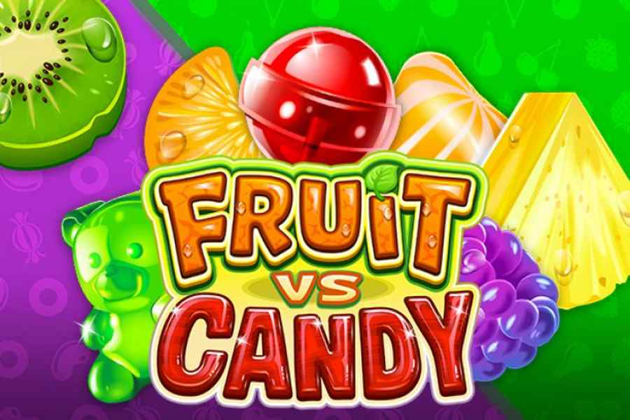 Fruit Vs Candy Microgaming Slot Release