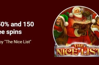 Grande Vegas Spins for The Nice List