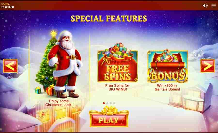 Jingle Bells Special Features