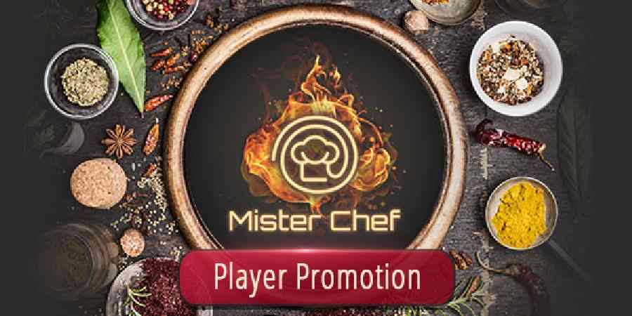 Fortune Lounge Hosts Mister Chef Player Promotion