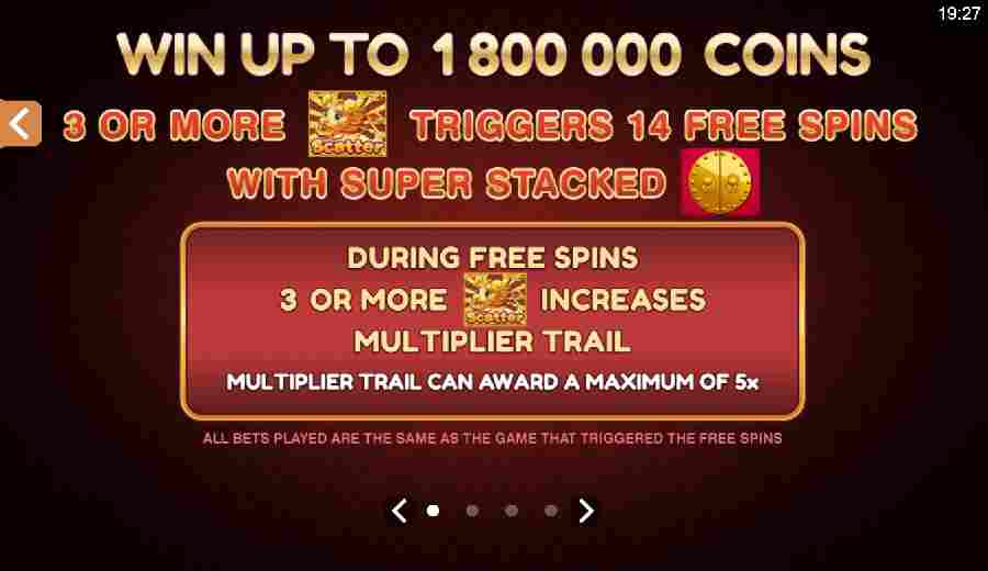 Free Spins Table