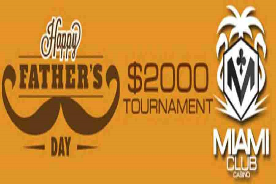 Miami Club Father's Day Slots Tournament