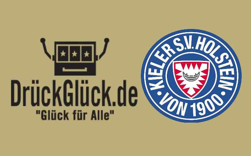 DrückGlück signs with Holstein Kiel