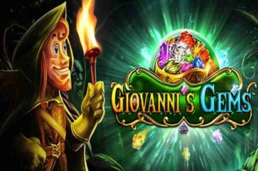 Giovanni's Gems Slot Released At BetSoft Casinos