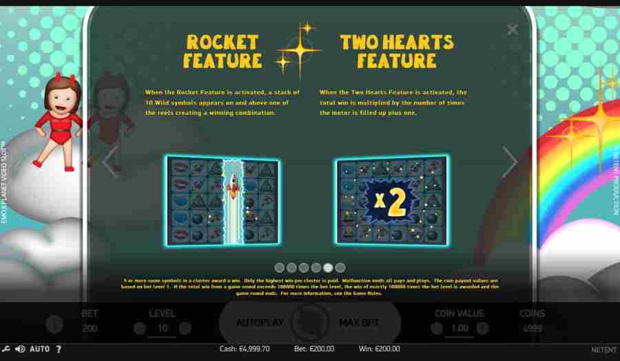 Kiss Rocket & Two Hearts Feature