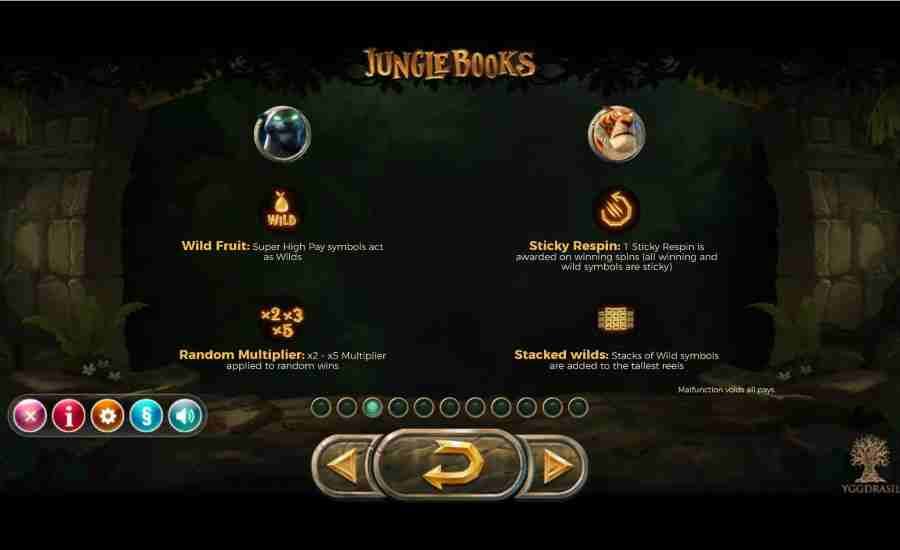 Jungle Books Bonus Features
