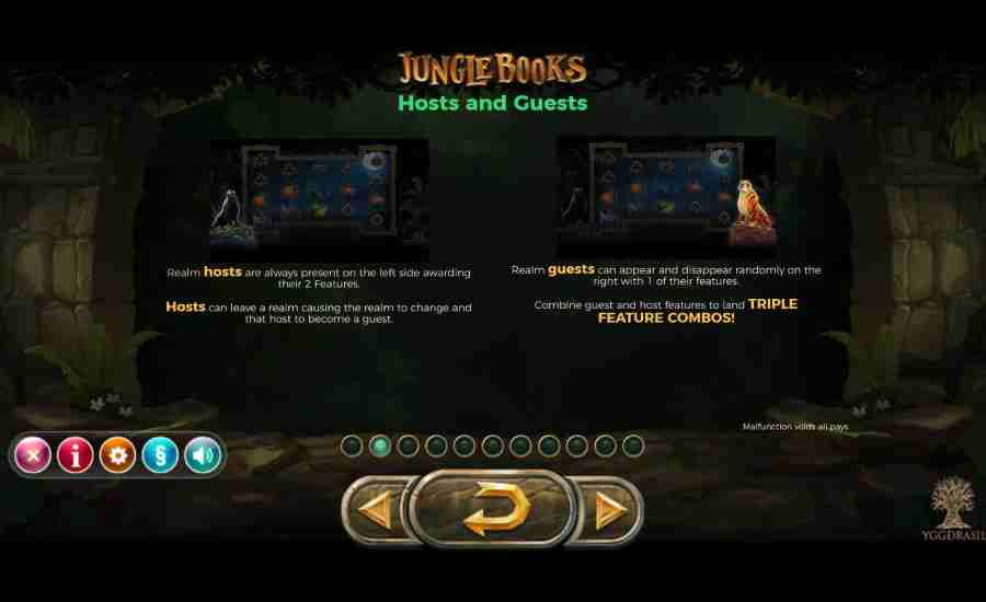 Jungle Books Hosts And Guests Feature