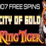 107 Free Spins screenshot