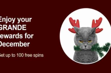Grande Vegas Free Spins On Xmas Games