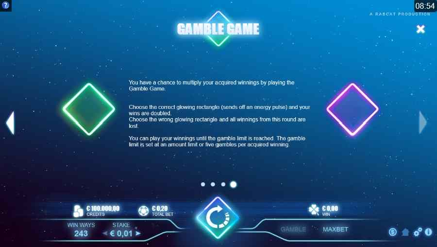 Gamble Game Feature