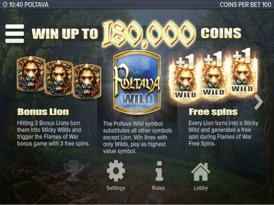 Win upto 180,000 Coins