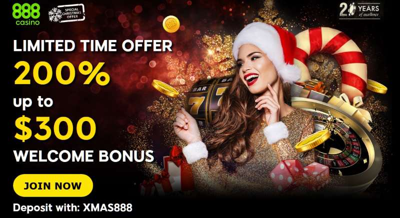 888 casino coupon code