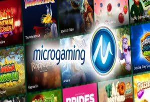 Microgaming Games list