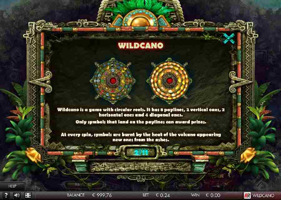 Wildcano Feature