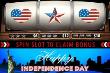 Slotland Independence Day Codes