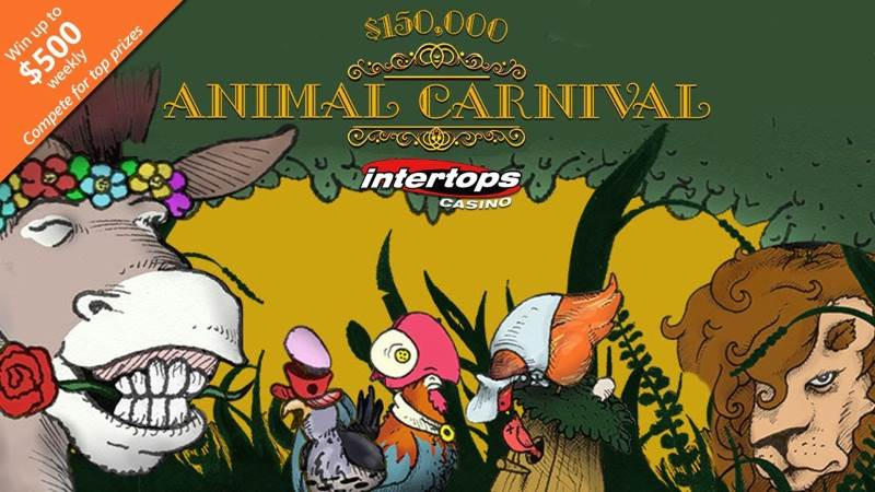 Intertops Animal Carnival Tournament