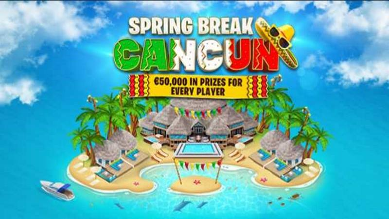BitStarz Spring Break Cancun Giveaway