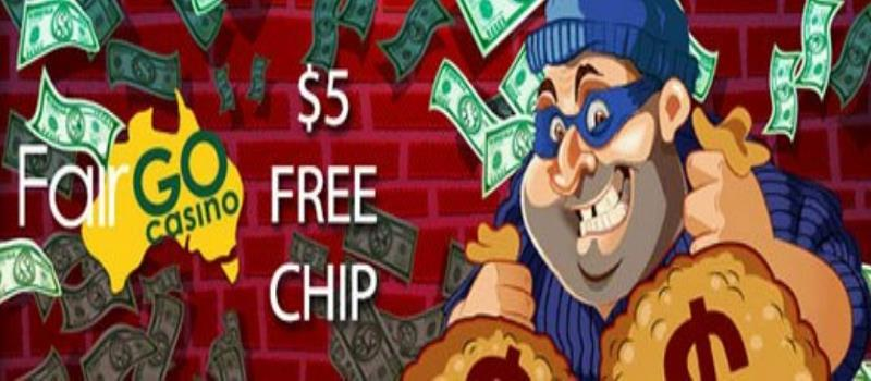 Fair Go Casino Up To 2500 Free Chip 25 Spins On Cash Bandits 2