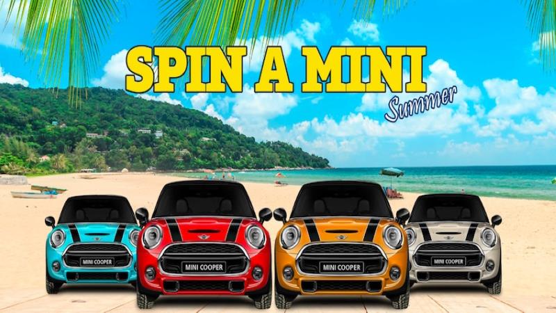Spin-a-Mini Summer Slots Tournament