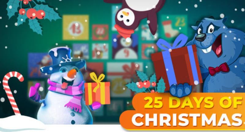 Slotastic Advent 25 Day Christmas Codes