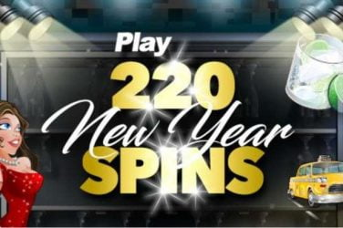 New Year 220 Spins - Reel Party Platinum