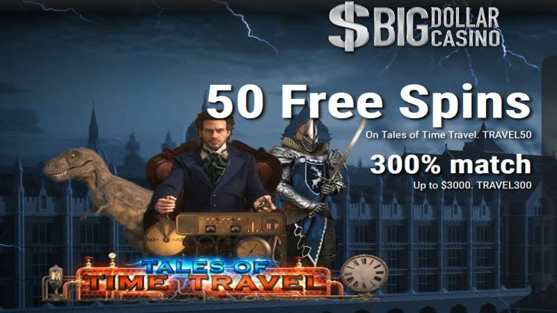 Big Dollar Tales of Time travel Codes