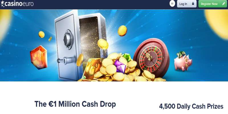 CasinoEuro €1 Million Cash Drop