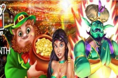 Sloto Cash Mid-March 298 Free Spins Pack